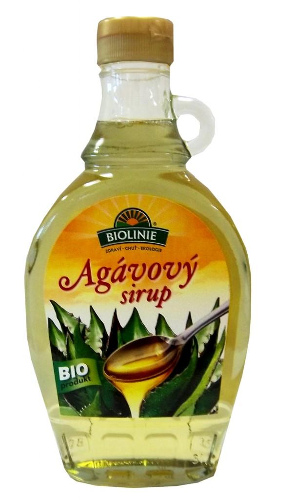 Sirup Agávový BIOLINIE 250ml
