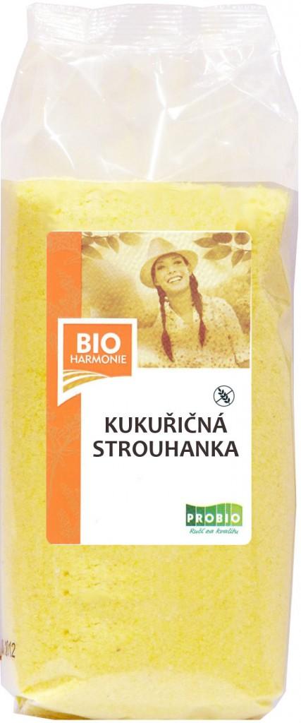 Kukuřičná strouhanka BIOHARMONIE 200g