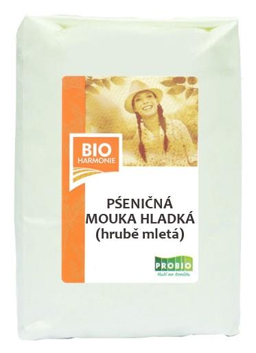 Pšeničná mouka hrubá BIOHARMONIE 1kg