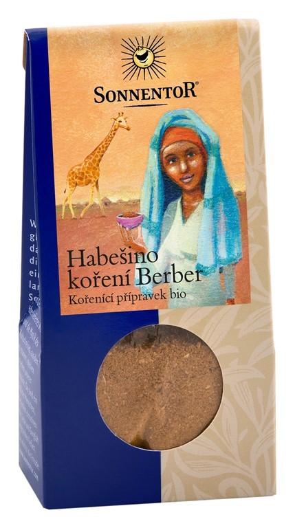 Habešino koření - Berber bio SONNENTOR 35g