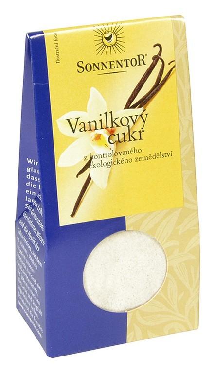 Vanilkový cukr SONNENTOR 50g