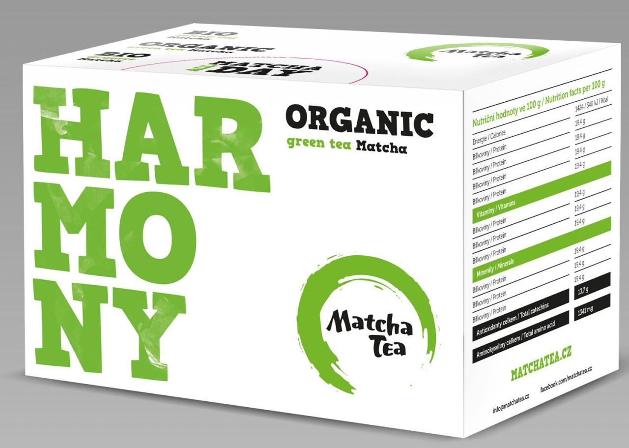 Matcha Tea Harmony 60 g + Dárek ZDARMA