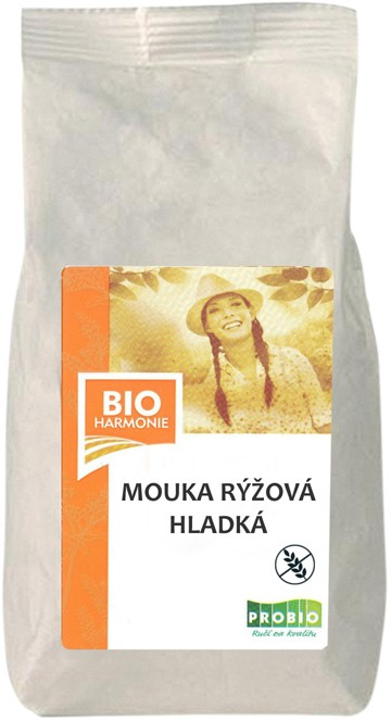 Rýžová mouka hladká BIOHARMONIE 300g