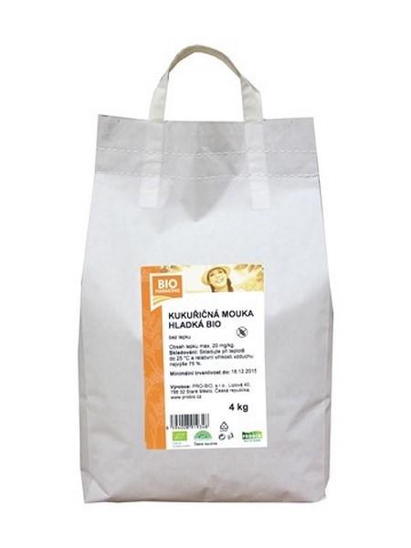 Kukuřičná mouka hladká PRO-BIO 4kg