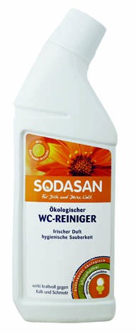 Čistič na WC SODASAN 750ml