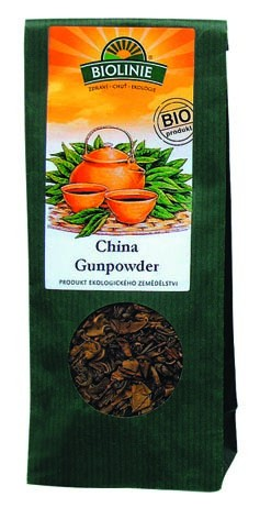 China Gunpowder BIOLINIE 50g