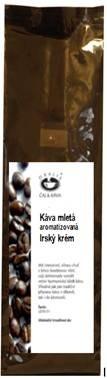 Káva mletá aromatizovaná Irský krém OXALIS 200g