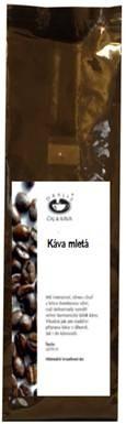 Káva mletá 100% Arabica OXALIS 200g