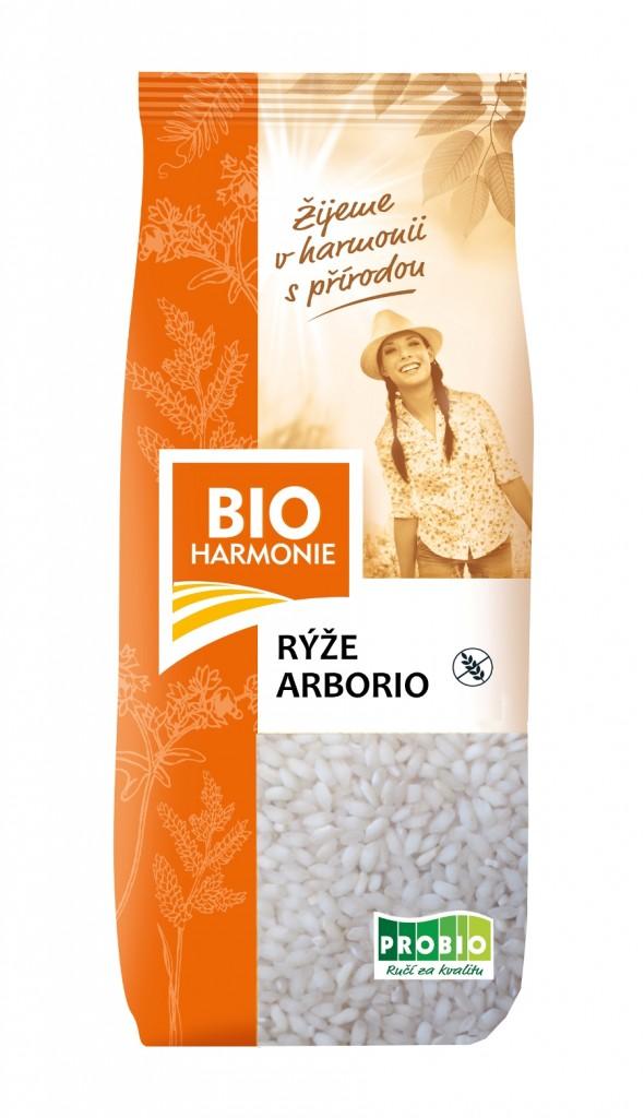Rýže Arborio BIOHARMONIE 500g