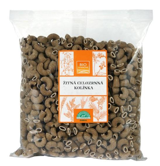 Žitná celozrnná kolínka BIOHARMONIE 400g