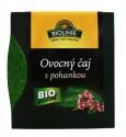 Ovocný čaj s pohankou - pyramidální sáčky BIOLINIE 40g